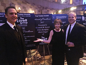 Lovett Group Receives Award of Excellence